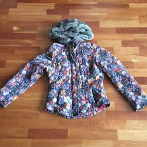 Oilily jacket floral